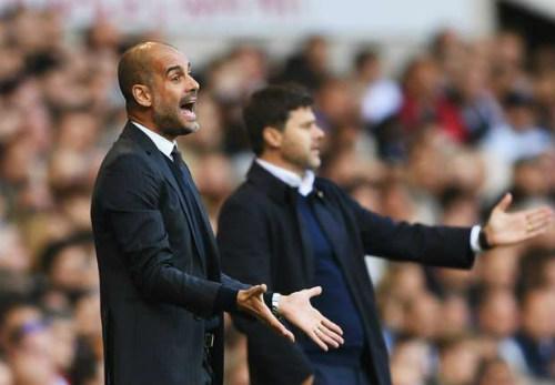"""Man City đứt mạch bất bại, Pep """"cúi đầu"""" trước Tottenham - 2"""