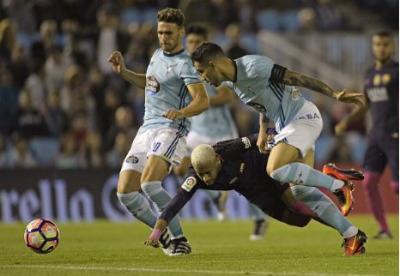 Chi tiết Celta Vigo - Barcelona: Nỗ lực là không đủ (KT) - 3
