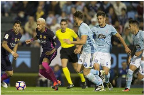 Celta Vigo - Barcelona: Nỗi ám ảnh kinh hoàng - 1