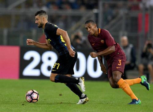 Roma - Inter: Phản công sắc lẹm - 1
