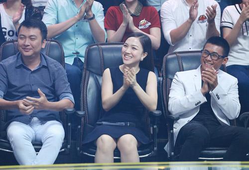 Vợ chồng Phan Đinh Tùng hát tặng con gái trên truyền hình - 3