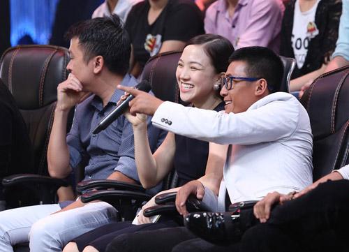 Vợ chồng Phan Đinh Tùng hát tặng con gái trên truyền hình - 4