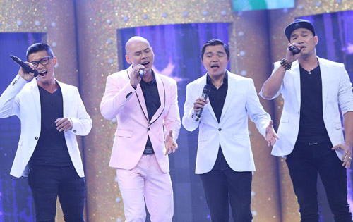 Vợ chồng Phan Đinh Tùng hát tặng con gái trên truyền hình - 6