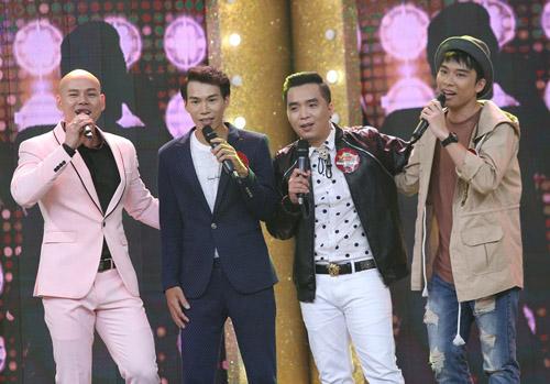 Vợ chồng Phan Đinh Tùng hát tặng con gái trên truyền hình - 7