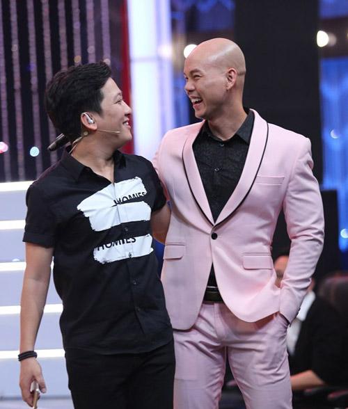 Vợ chồng Phan Đinh Tùng hát tặng con gái trên truyền hình - 5