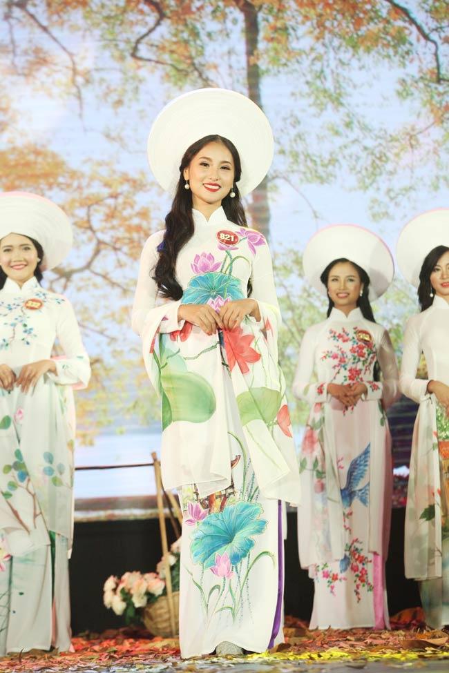 Hoa khôi sinh viên Hà Nội 2016 đã tìm ra chủ nhân mới - 5