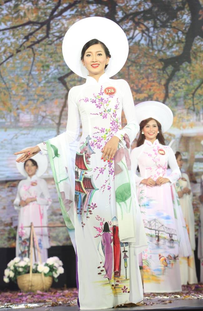 Hoa khôi sinh viên Hà Nội 2016 đã tìm ra chủ nhân mới - 6