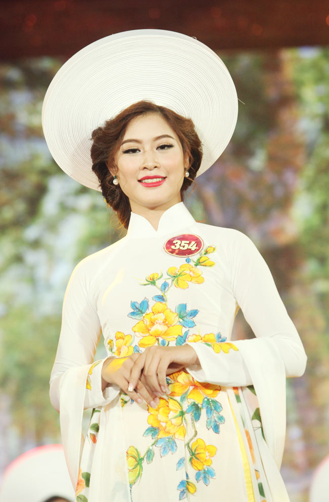 Hoa khôi sinh viên Hà Nội 2016 đã tìm ra chủ nhân mới - 7