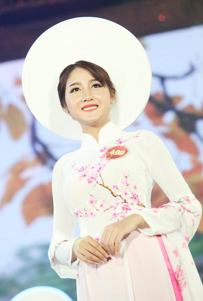 Hoa khôi sinh viên Hà Nội 2016 đã tìm ra chủ nhân mới - 8