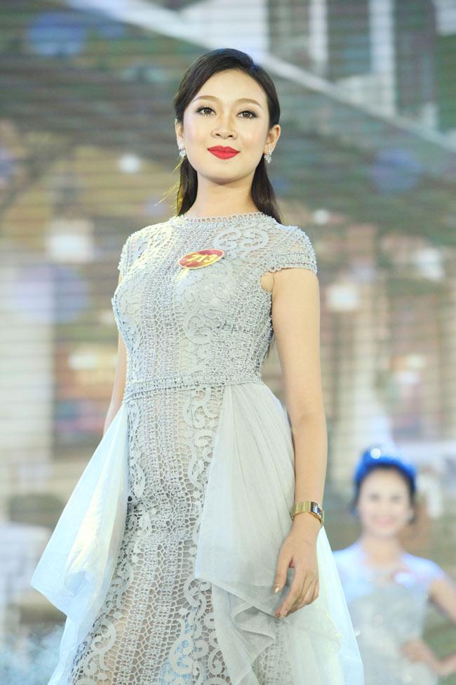 Hoa khôi sinh viên Hà Nội 2016 đã tìm ra chủ nhân mới - 10