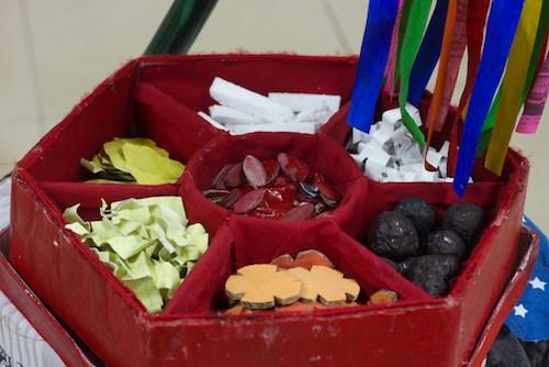 Giới trẻ tìm về tuổi thơ thời bao cấp với đồ tái chế - 4