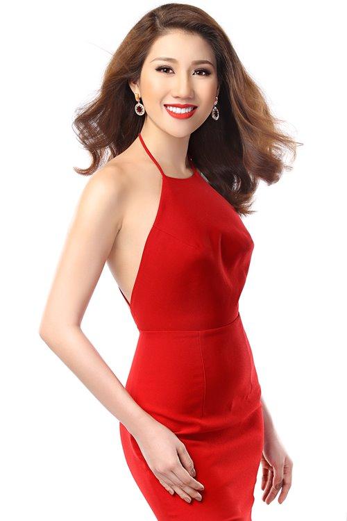 """Mê mẩn thân hình gần đạt """"chuẩn vàng"""" của á hậu Bảo Như - 5"""