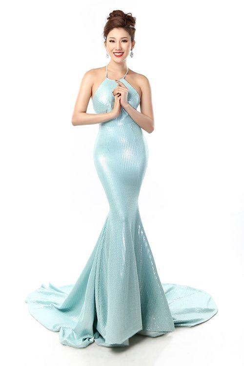 """Mê mẩn thân hình gần đạt """"chuẩn vàng"""" của á hậu Bảo Như - 7"""