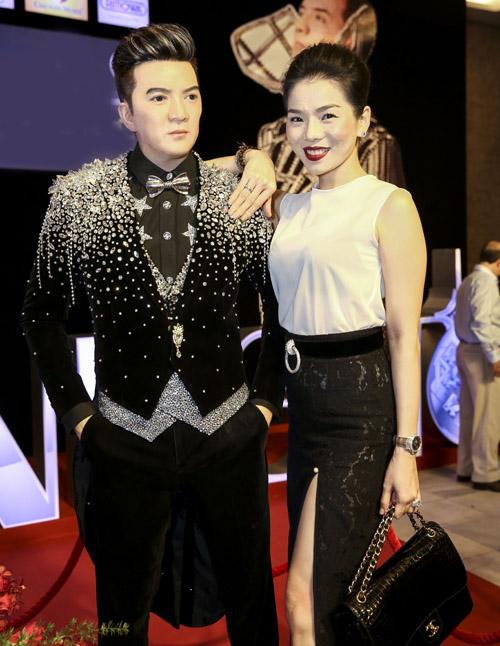 Quách Tuấn Du khoe bạn gái doanh nhân giữa tin đồn giới tính - 4