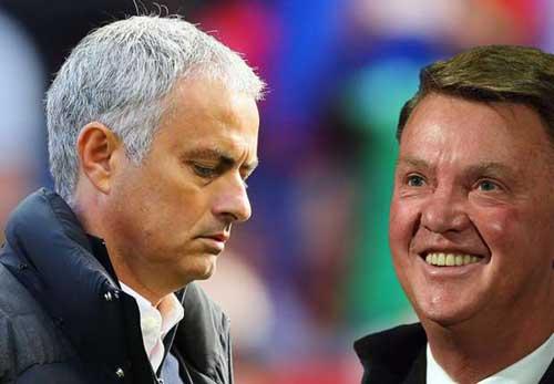 MU: Mourinho đang tệ hơn Van Gaal 1 năm trước - 1