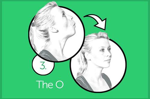 Thực hiện 10 bài tập mỗi tối để cằm hết núng nính mỡ - 3