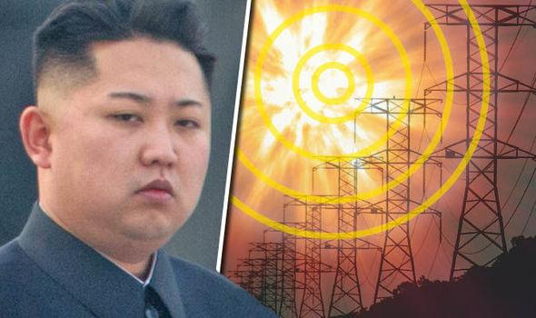 """Vũ khí bí mật Triều Tiên có thể đưa Mỹ """"về thời đồ đá"""" - 1"""