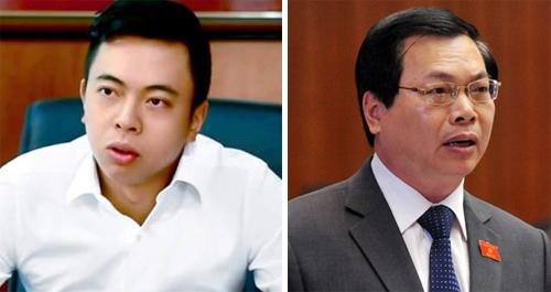 Báo cáo Thủ tướng việc bổ nhiệm con trai ông Vũ Huy Hoàng - 1