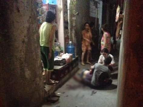 Truy sát kinh hoàng tại HN, hai chị em bị đâm tử vong - 1