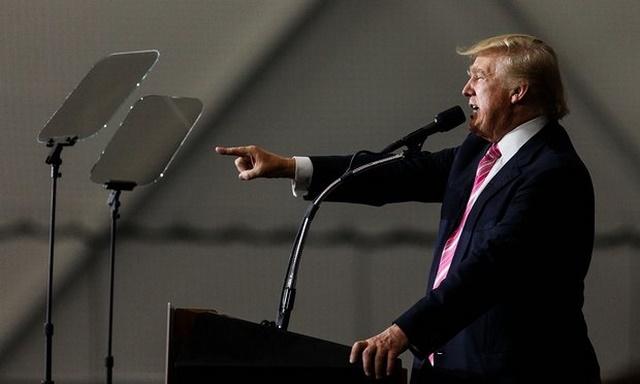 Thời điểm khó khăn nhất sự nghiệp chính trị của Trump - 1
