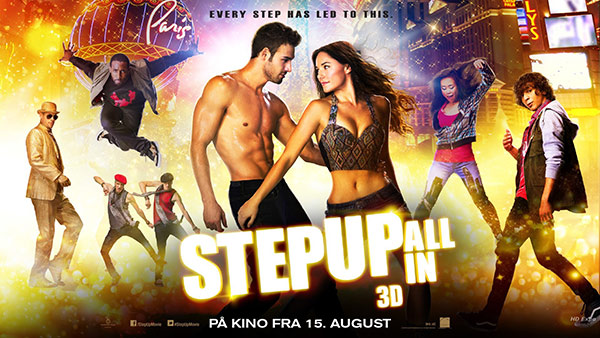 Trailer phim: Step Up All In - 1