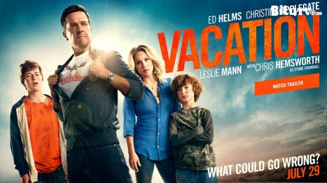 Trailer phim: Vacation - 1