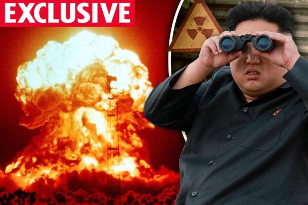 Bệnh dị thường xuất hiện nơi Triều Tiên thử hạt nhân - 1