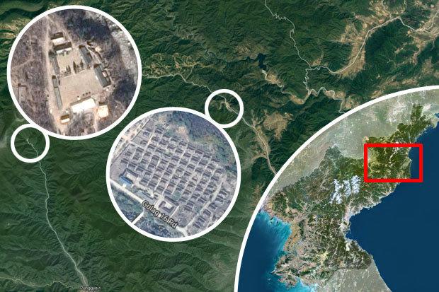 Bệnh dị thường xuất hiện nơi Triều Tiên thử hạt nhân - 3