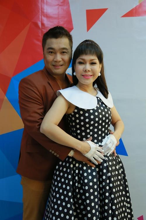 Việt Hương đóng giả Diễm Hương để gặp Lý Hùng - 1