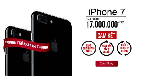 Rộ xu hướng mua iPhone 7 trả góp chỉ với 1 triệu/tháng - 4