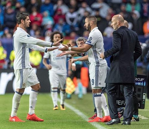 """Real: Tam tấu """"BBC"""" rệu rã & cơn đau đầu của Zidane - 2"""