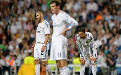 """Real: Tam tấu """"BBC"""" rệu rã & cơn đau đầu của Zidane - 1"""