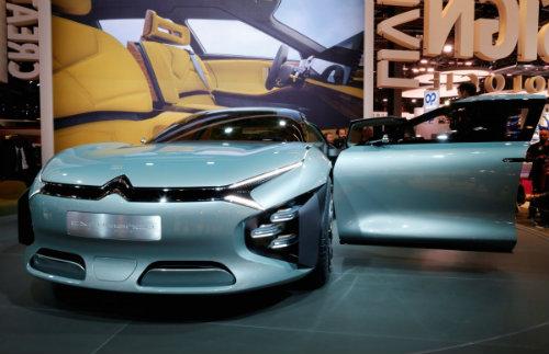 Top 22 xế hộp ấn tượng nhất 2016 Paris Motor Show (P1) - 1