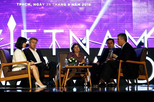 BAT Việt Nam nhận giải thưởng HR Awards 2016 - 2