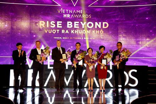 BAT Việt Nam nhận giải thưởng HR Awards 2016 - 3