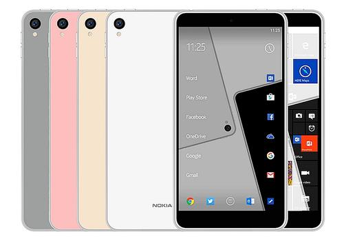 Điện thoại Nokia D1C chạy Android 7.0, giá mềm - 1