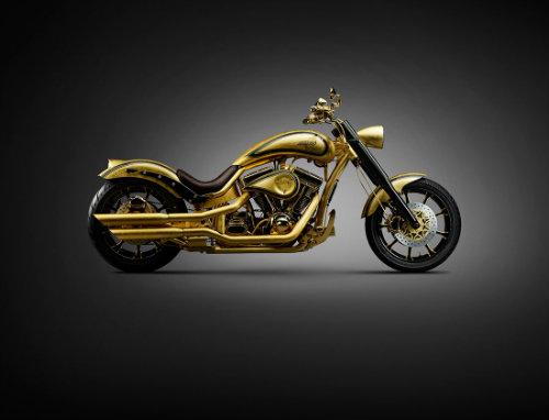 Chết mê xế nổ vàng Goldfinger, giá 19 tỷ đồng - 1