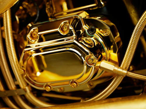 Chết mê xế nổ vàng Goldfinger, giá 19 tỷ đồng - 7