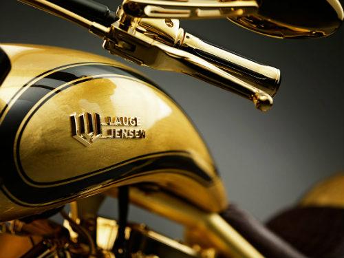 Chết mê xế nổ vàng Goldfinger, giá 19 tỷ đồng - 11