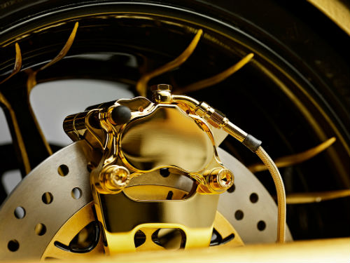 Chết mê xế nổ vàng Goldfinger, giá 19 tỷ đồng - 8