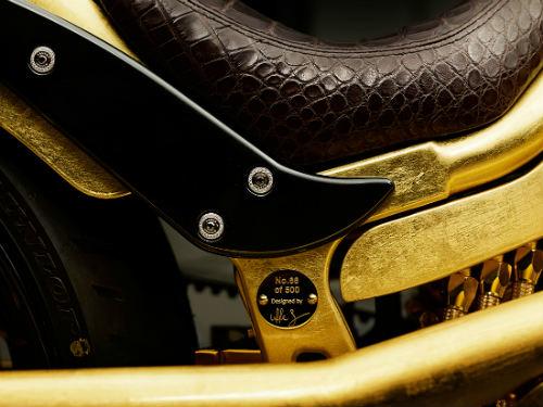 Chết mê xế nổ vàng Goldfinger, giá 19 tỷ đồng - 14