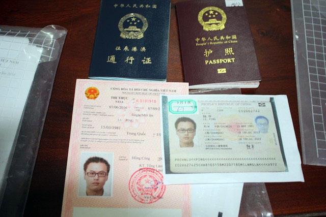 """""""Siêu lừa"""" TQ trốn sang Việt Nam khoác mác doanh nhân - 2"""