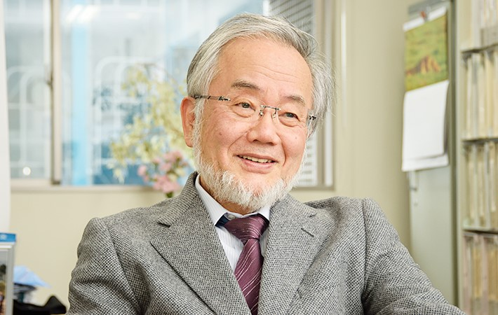 Nobel Y học 2016 vinh danh nhà khoa học Nhật Bản - 1