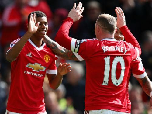 """Sau MU, Rashford sắp """"hất cẳng"""" Rooney ở ĐT Anh - 1"""