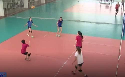 """Bóng chuyền VTV Cup 2016: """"Chân dài"""" trẻ đến thời - 1"""