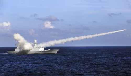 Cựu Đô đốc Mỹ: 10 phút đủ phá hủy tiền đồn TQ ở Biển Đông - 1
