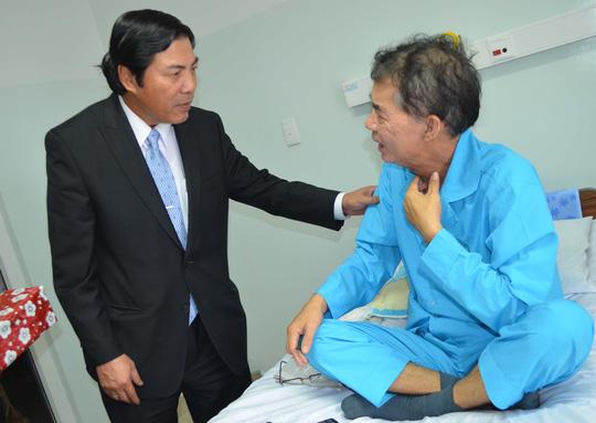Đề nghị truy tặng danh hiệu anh hùng cho ông Nguyễn Bá Thanh - 1