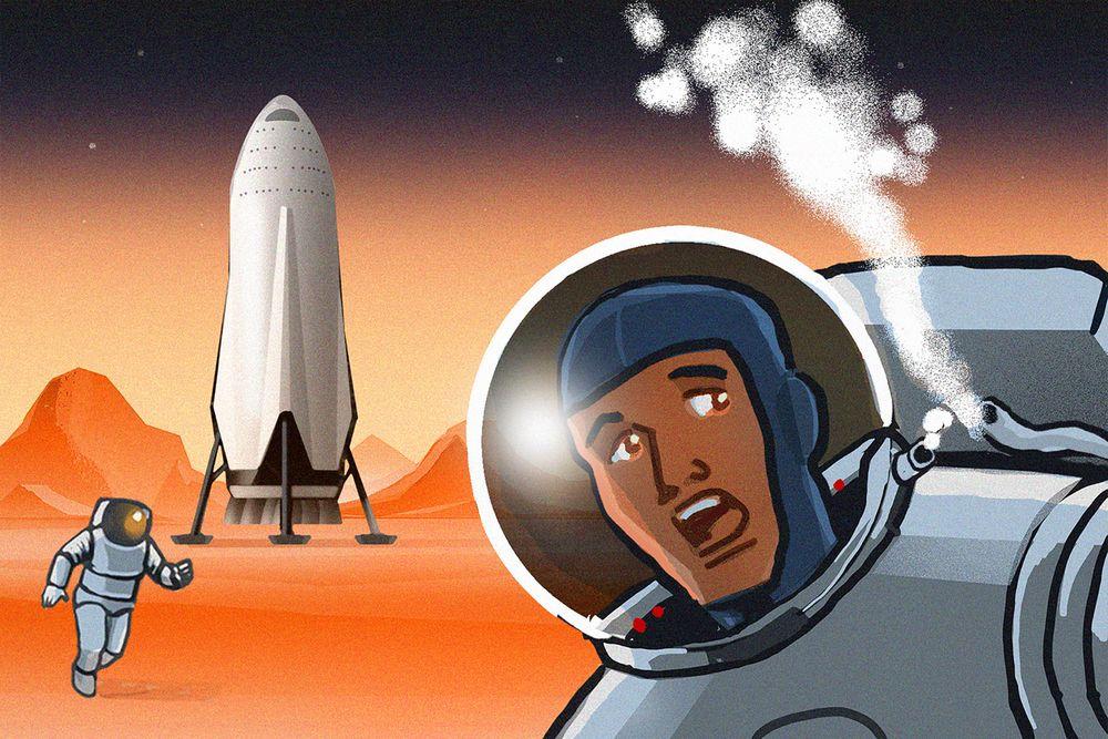 7 kịch bản tăm tối khi con người lên sao Hỏa - 5