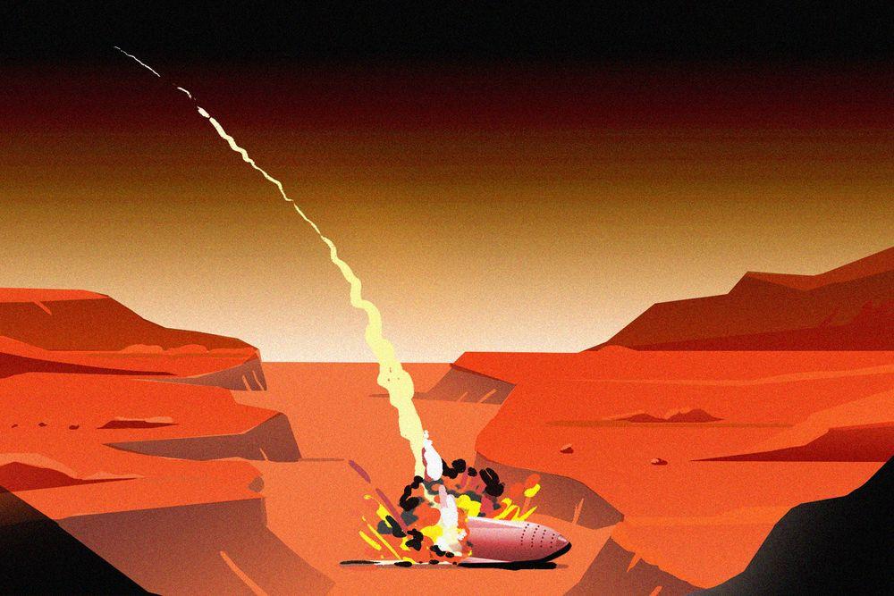 7 kịch bản tăm tối khi con người lên sao Hỏa - 3