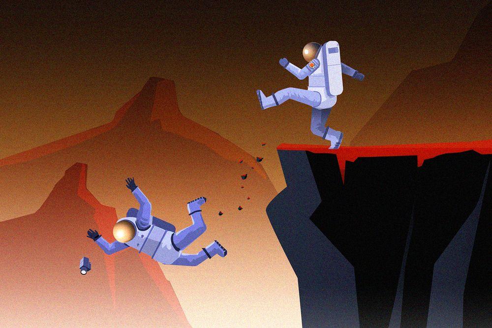 7 kịch bản tăm tối khi con người lên sao Hỏa - 7